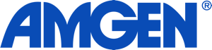 Logo for the 2017 NOS Sponsor: Amgen