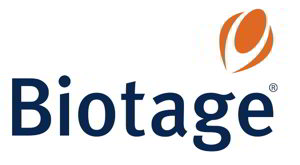 Logo for the 2017 NOS Exhibitor: Biotage