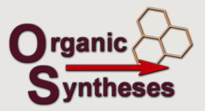 Logo for the NOS Sponsor: Organic Syntheses