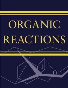 Logo for the NOS Sponsor: Organic Reactions