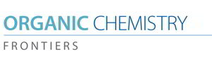 Logo for the NOS Sponsor: RSC Journal: Organic Chemistry Frontiers