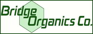 Logo for the NOS Exhibitor: Bridge Organics Co.